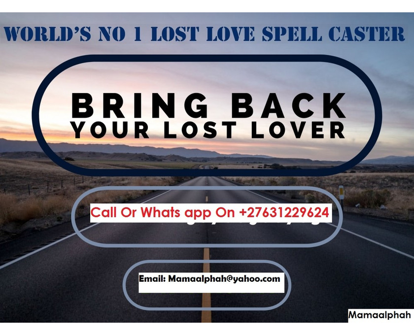 Get Back Your Lost Lover same day by Magic Spells  - 1/4
