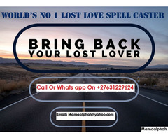 Get Back Your Lost Lover same day by Magic Spells  - Image 1/4