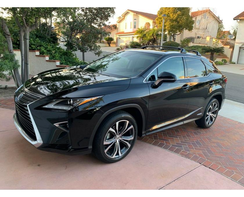 Selling Lexus SUV - 5/6