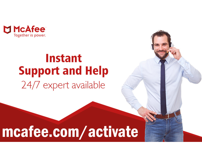 mcafee.com/activate - Steps for Activate McAfee - 1/1