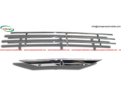 Saab 92 92B Grille (1949-1956) by stainless steel - Image 3/5