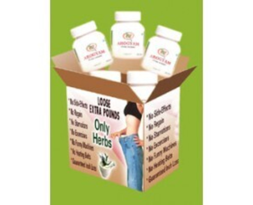 AROGYAM PURE HERBS WEIGHT LOSS KIT - 1/2