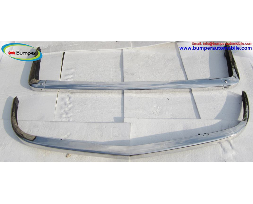 Front and Rear Bumper  Datsun 240Z/260Z/280z (1969-1978)  - 4/6