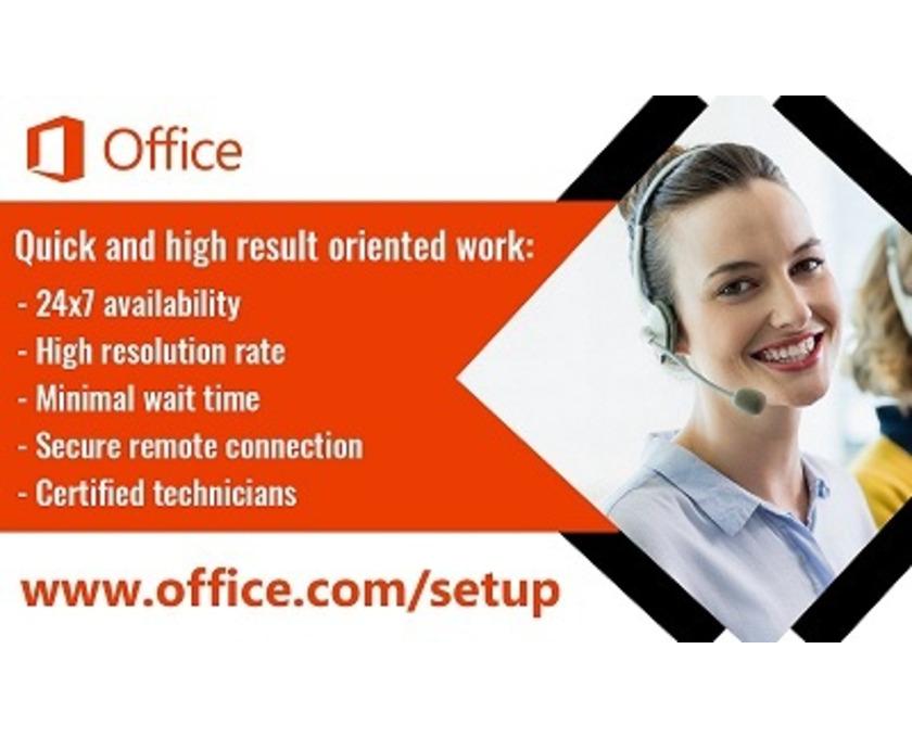 Office.com/setup - Enter Product Key - www.office.com/setup - 1/1
