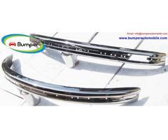 Volkswagen Beetle bumpers 1975 by stainless steel 304 - Image 3/6