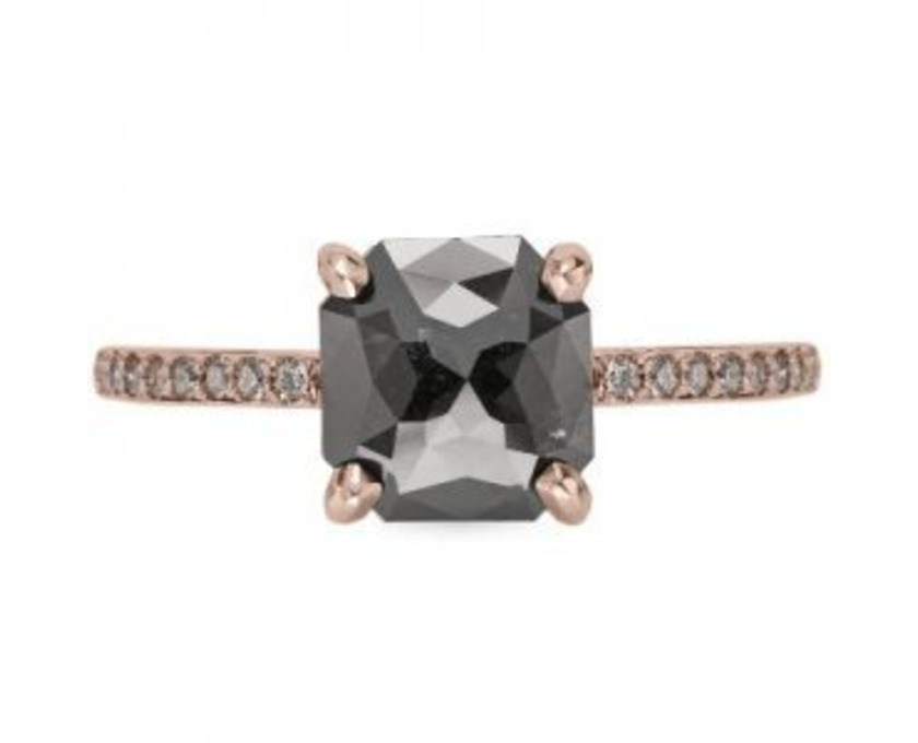 Affordable Antique Engagement Rings Sale Online : Gemone Dia - 2/3