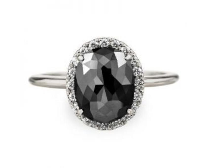 Affordable Antique Engagement Rings Sale Online : Gemone Dia - 3/3