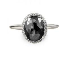 Affordable Antique Engagement Rings Sale Online : Gemone Dia - Image 3/3