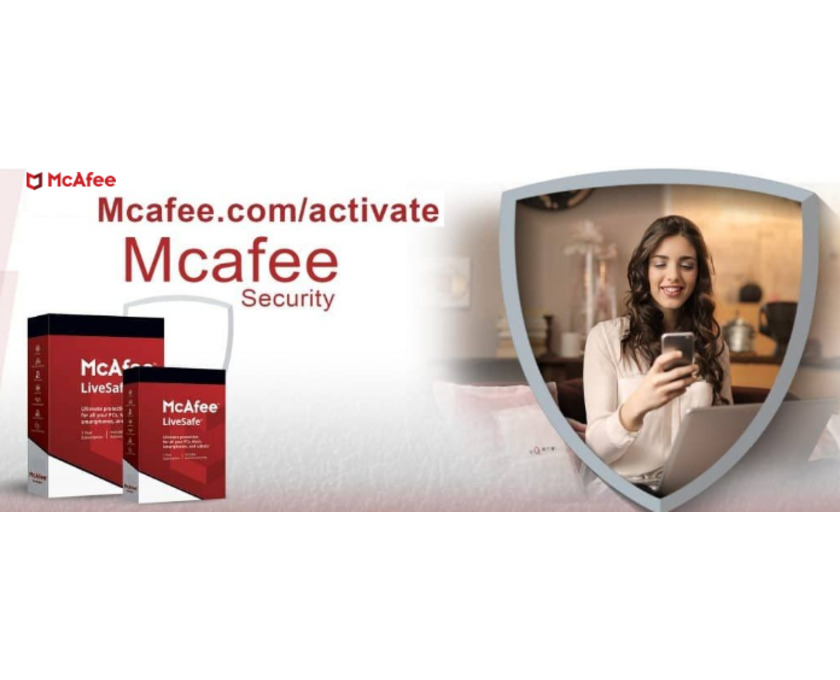 Mcafee.com/activate -  How to Create a New McAfee User Accou - 1/1