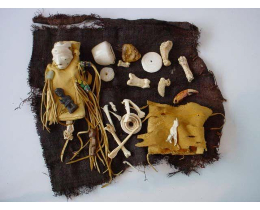 INTERNATIONAL TRADITIONAL HEALER IN SOUTH AFRICA -CANADA-AU- - 3/4