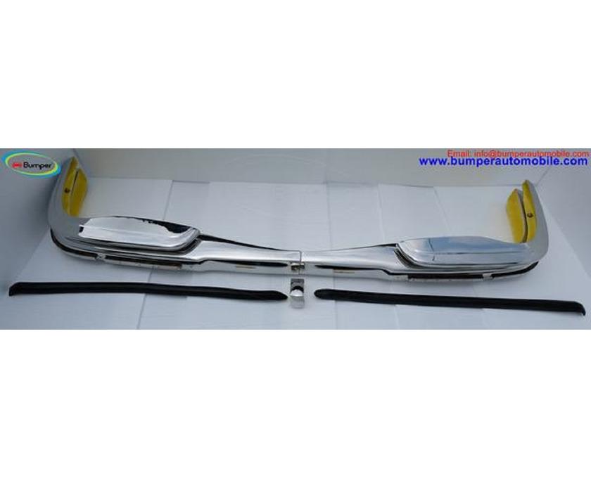 Mercedes Benz W108/W109 bumpers - 2/5
