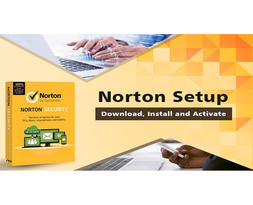 Norton Setup - Enter Norton Product Key - Install Norton - 1/1