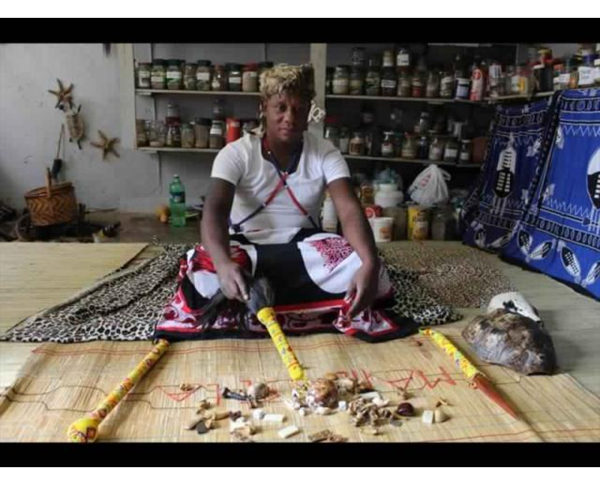 INTERNATIONAL TRADITIONAL HEALER IN SOUTH AFRICA -CANADA-AU- - 1/4