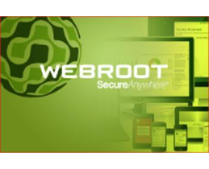 How to set up a Webroot user account? - 1/1