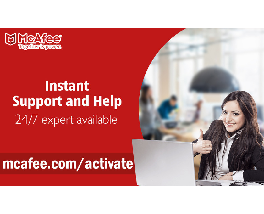 Mcafee.com/activate | Enter Mcafee Product Keycode  - 1/1