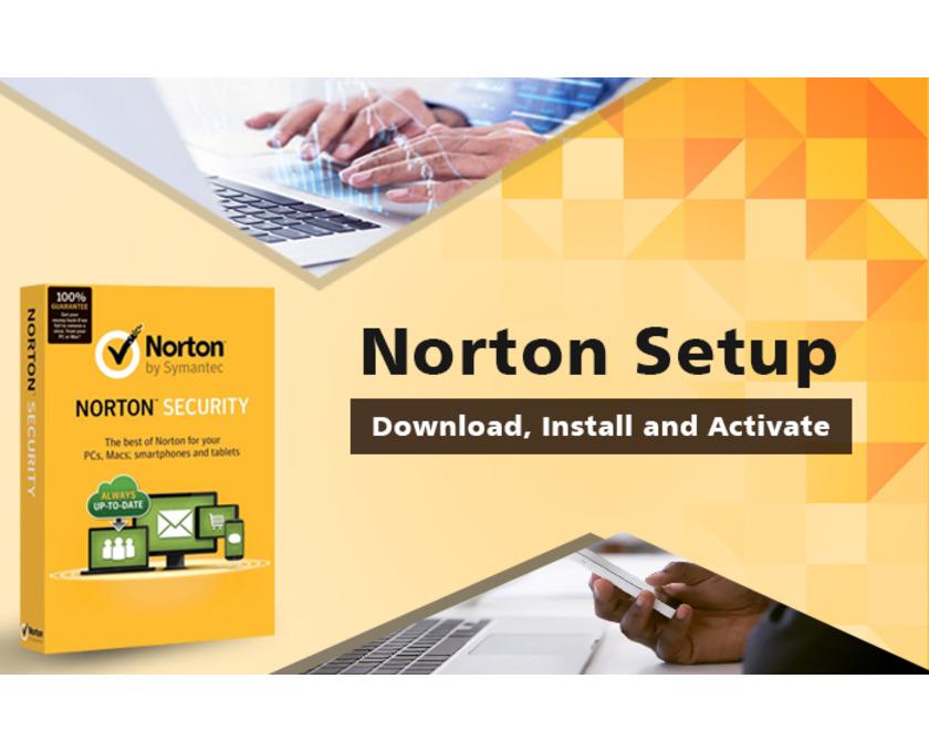 Norton.com/setup - Enter product key - Download or Install - 3/3