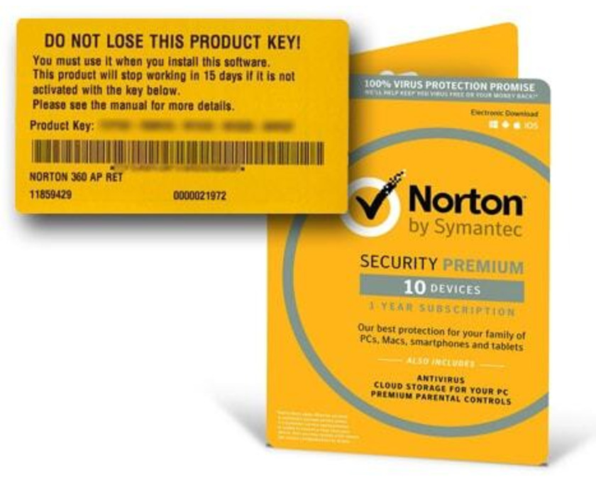 Norton Setup: Norton Account Login | Norton.com/setup - 1/1