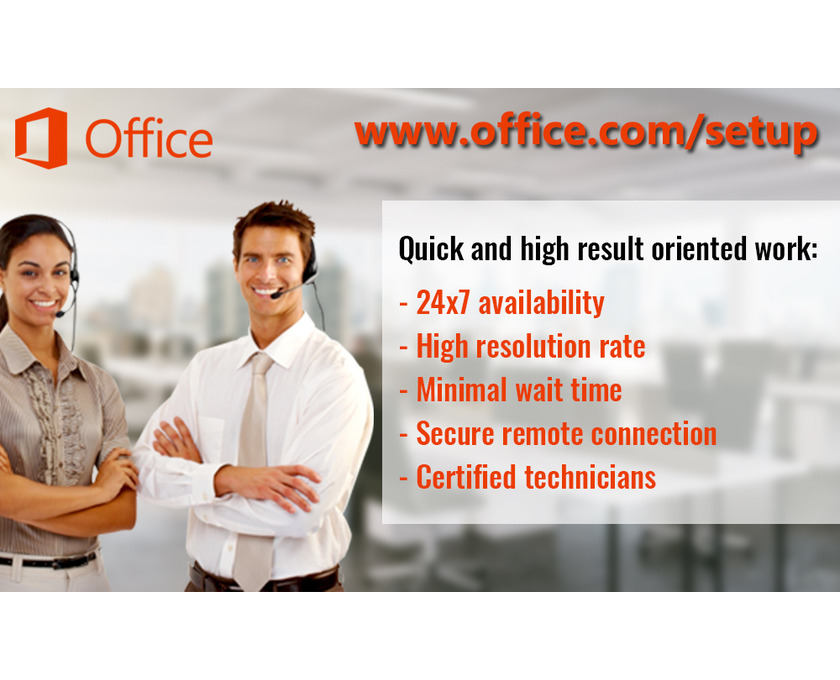 OFFICE.COM/SETUP - SIGN MICROSOFT ACCOUNT | ENTER OFFICE PRO - 1/1