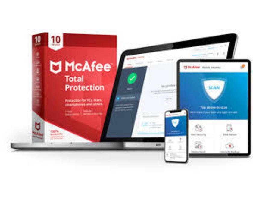 McAfee.com/activate - Login McAfee Activate - Enter code  - 1/1