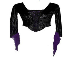 Buy Gothic Blouse at Affordable Prices - Image 1/7