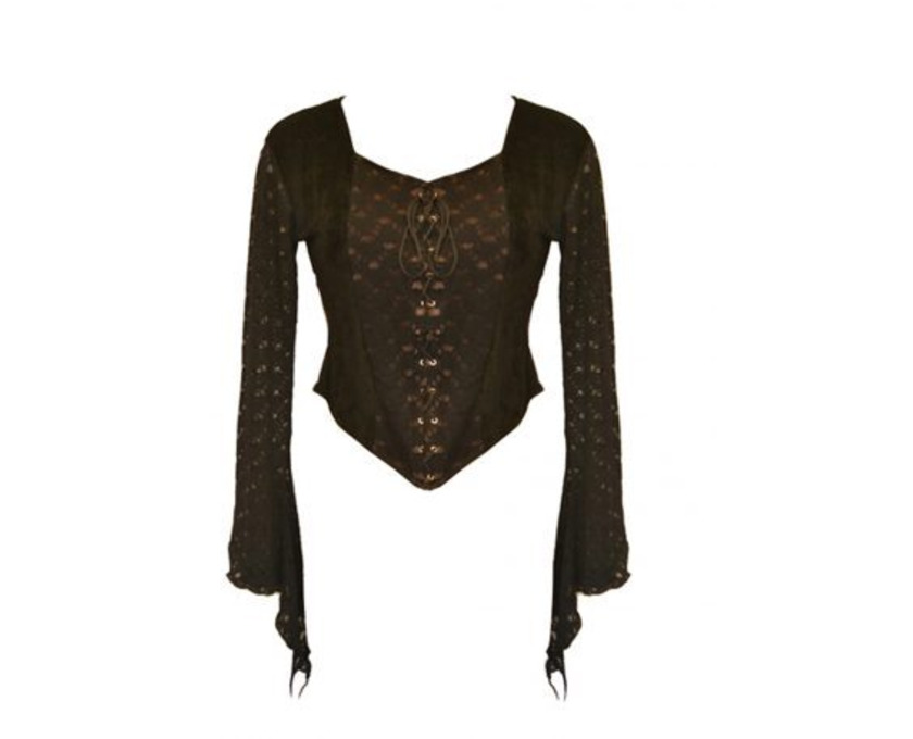 Buy Gothic Blouse at Affordable Prices - 4/7