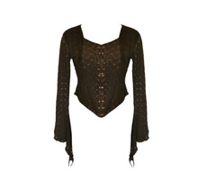 Buy Gothic Blouse at Affordable Prices - Image 4/7