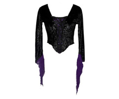 Buy Gothic Blouse at Affordable Prices - Image 5/7