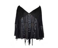 Buy Gothic Blouse at Affordable Prices - Image 6/7