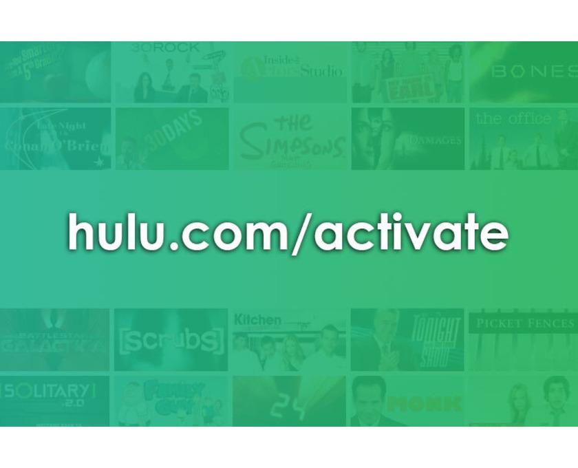 hulu.com/activate - 1/1