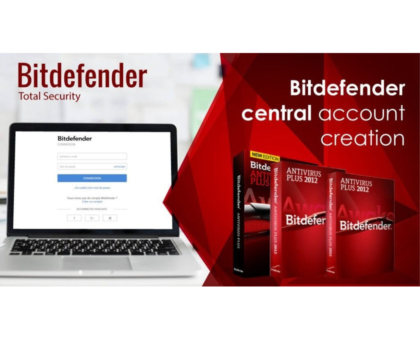 Central.bitdefender.com - Guide to Bitdefender Login - 1/1