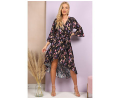 Shop Animal Print Maxi Dresses Online at Diva Boutiques - Image 3/3