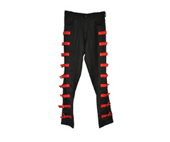 Shop Goth Trousers Online at Jordash Clothing - Image 2/2
