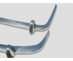 BMW 1500-2000 NK stainless steel bumpers